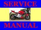 Thumbnail HYOSUNG COMET 650 SERVICE & REPAIR MANUAL