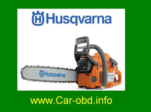 Product picture Husqvarna SERVICE MANUAL 334T 336 338XPT 339XP