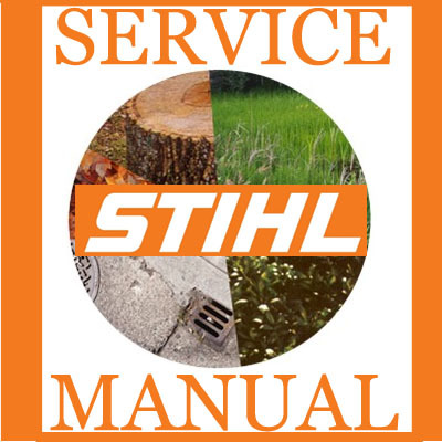 Product picture STIHL MS360 SERVICE MANUAL + ILLUSTRATED PARTS MANUALIST IPL